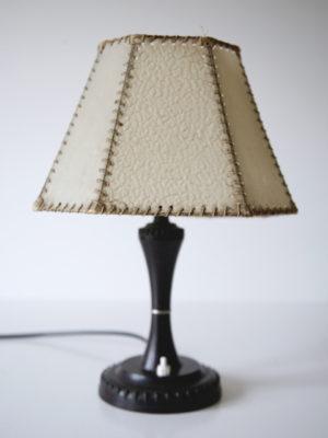 1930s Bakelite Table Lamp 4
