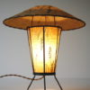 1950s American Fibreglass Table Lamp 6