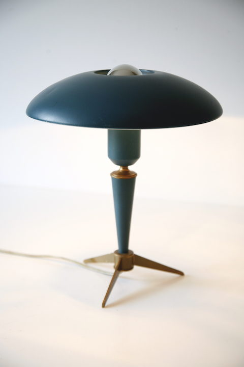 1950s 'Bijou' Table Lamp by Louis Kalff 2