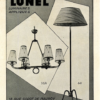 1950s Floor Lamp by Lunel Paris 4