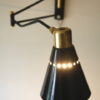 1950s French Articulating Wall Light