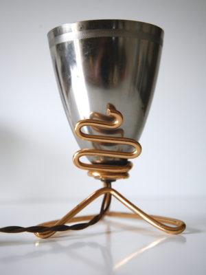 1950s Italian Table Lamp 3