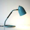 1950s Teal Desk Lamp