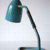1950s Teal Desk Lamp 7