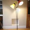 1950s Triple Floor Lamp 3