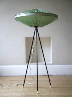 1950s Tripod Floor Lamp 2