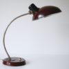 1950s Vintage Brown Bakelite Table Lamp from Helion Arnstadt 3