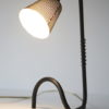 Black 1950s Desk Lamp 1