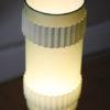 Pair 1950s Atomic German Floor Lamps 3