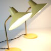 Pair of 1950s Italian Lamps by Stilux