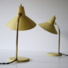 Pair of 1950s Italian Lamps by Stilux 4