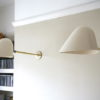 Rare 1950s 'Versalite' Wall Lights by Troughton and Young 3