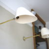 Rare 1950s 'Versalite' Wall Lights by Troughton and Young 4