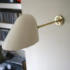 Rare 1950s 'Versalite' Wall Lights by Troughton and Young 7