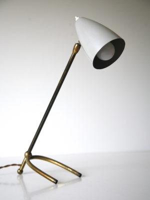 Vintage 1950s Italian Desk Lamp 3