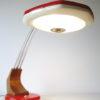 Vintage 'Falux' Desk Lamp by Fase 8