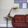 Vintage 'Falux' Desk Lamp by Fase 9