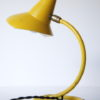 1950s French Yellow Desk Lamp 4