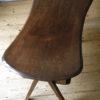 1950s Oak Coffee Table