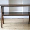 1950s Oak Coffee Table 2