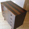 1960s Danish Rosewood Chest of Drawers 1