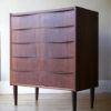 1960s Danish Teak Chest of Drawers 2