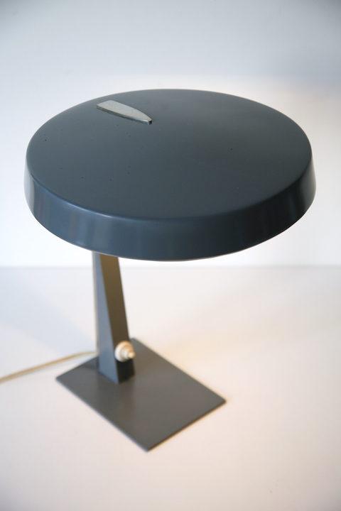 1960s Desk Lamp by Louis Kalff 4