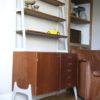1960s Teak Swedish Shelving Unit 7