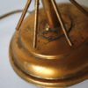 1970s Italian Wheatsheaf Table Lamp 4