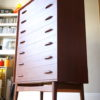 Large 1960s Danish Teak Chest of Drawers 3