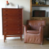 Large 1960s Danish Teak Chest of Drawers 5