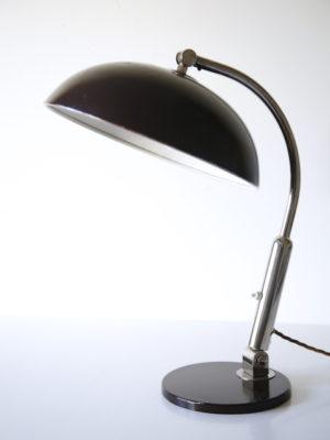 Model 144 Desk Lamp By H. Busquet for Hala Zeist 5