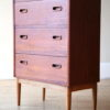 Small Danish 1960s Chest of Drawers 3