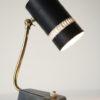 1950s Black Desk Lamp 1