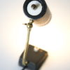 1950s Black Desk Lamp 3