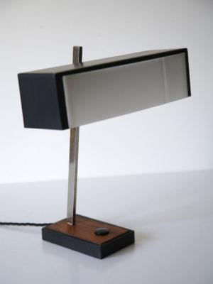 1960s Rosewood Desk Lamp