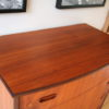 1960s Teak Chest of Drawers 3