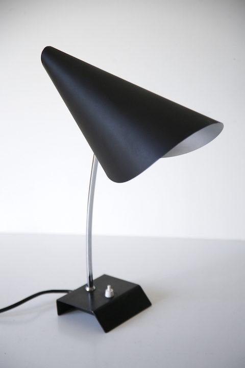 Model '0513' Desk Lamp by Josef Hurka for Napako