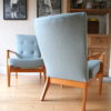 Pair of 1950s Parker Knoll Armchairs 2