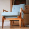 Pair of 1950s Parker Knoll Armchairs 4