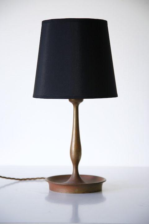 1950s Brass Lamp 2