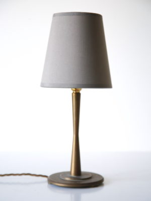 1950s Brass Table Lamp 2