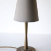 1950s Brass Table Lamp 4