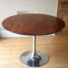 1960s Rosewood Dining Table by Arkana