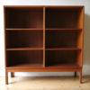 Vintage Teak Bookcase by Nils Jonsson for Troeds 1