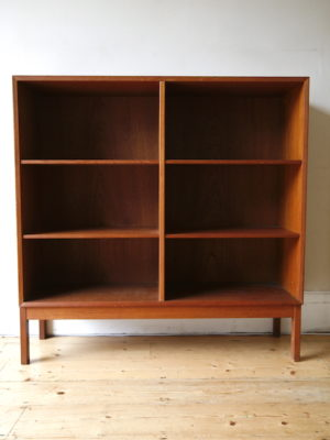 Vintage Teak Bookcase by Nils Jonsson for Troeds 1