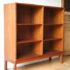 Vintage Teak Bookcase by Nils Jonsson for Troeds