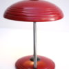 1950s Red Desk Lamp by Helo