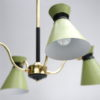 1950s Ceiling Lights 4