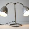 1950s Double Desk Lamp by Helo 7